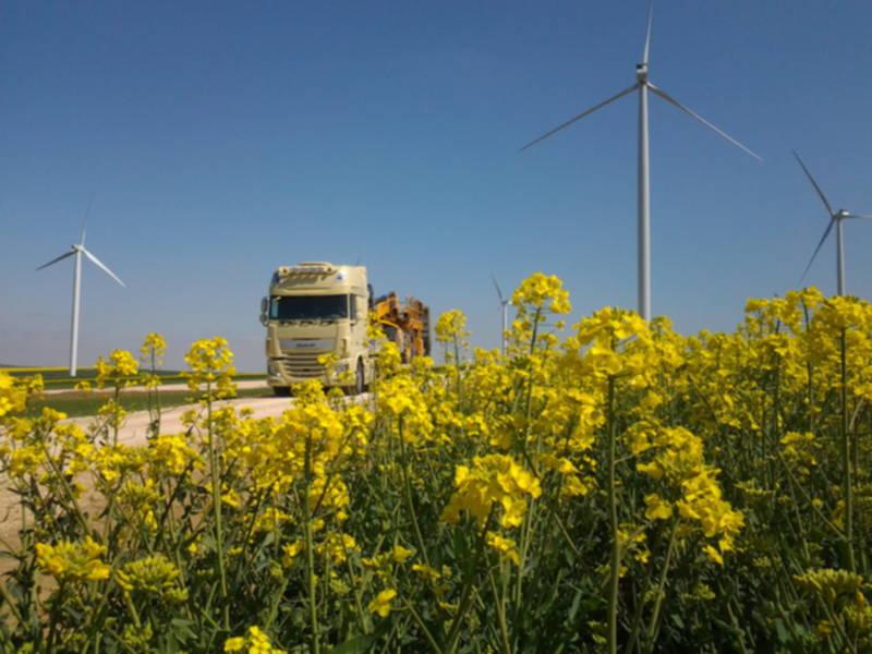 Les camions CARRIESCOPIC parcourent la France entière
